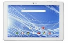"""Insignia Flex 10.1"""" 16GB Wifi Bluetooth Android Tablet NS-P16AT10 White/Silver"""