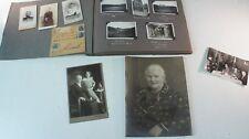 Altes Fotoalbum aus den 30er Jahren Stuttgart  Stadion Bad Lippspringe Alb-89