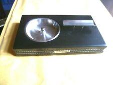 Silver Match: Ashtray cigar years 1990/2000