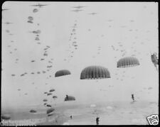 World War 2 1st Allied Airborne Army 1944 Paratroops Netherlands  Photo 7x5 inch