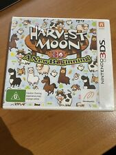 Harvest Moon 3D A New Beginning 3DS SEALED