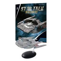 Eaglemoss Star Trek Discovery USS Europa NCC-1648 Replica Set NEW IN STOCK