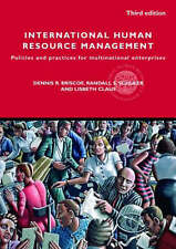International Human Resource Management (Routledge Global Human-ExLibrary