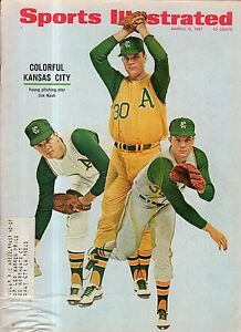 1967 Sports Illustrated March 13 -Kansas City;Peggy Fleming;Howard Cosell;Palmer