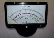 Quadratische Blech 91L4 Montage Amperemeter 10A DC Current Meter  X7E8 S1I8