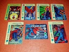 OVERPOWER Eradicator SET DC hero 6 sp Energy Blast Power Punch A Lasting JLA
