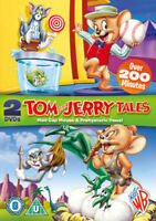 Tom and Jerry Tales: Volumes 1 and 2 DVD (2011) Warner Brothers cert U