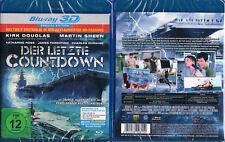DER LETZTE COUNTDOWN --- The Final Countdown --- 3D Blu-ray --- Neu & OVP ---