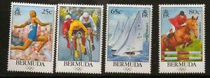 BERMUDA SG743/6 1996 OLYMPICS MNH