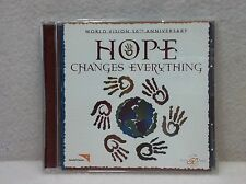 /World Vision 50th. Anniversary Presents Hope Changes Everything - 2000