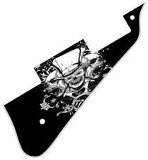 Pickguard Pick Guard Graphical Scratchplate Gibson Les Paul Guitar Top Hat Skull