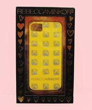 REBECCA MINKOFF Pyramid Studs iPhone 5 Case Msrp $35.00 * NEW IN ORIGINAL BOX *