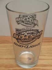 "Bud Light 2011 All Star Game (Raleigh, Nc) Heavy 6"" Glass Patrick Sharp Mvp"