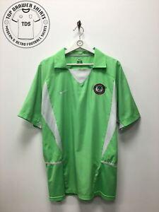 Nigeria 2002/2004 home football shirt Men's Large