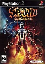 Spawn Armageddon - PS2 (Disc with case)
