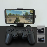 Wired Game Controller Gaming Joypad Joystick USB Gamepad For PC Android iPhone