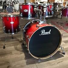 Used Pearl Vision 4pc Drum Set
