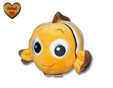 Hallmark Fluffballs Finding Nemo Fish Clownfish Round Stuffed Plush Animal