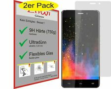 2x EnWi 9H CLEAR Display Film Screen Protector FOR Cavion Base 5.0 LTE