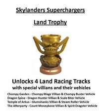 Skylanders Superchargers - Count Moneybones Land Trophy