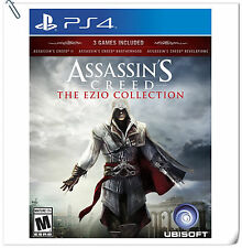 PS4 Assassin's Creed: The Ezio Collection SONY Ubisoft Games Action