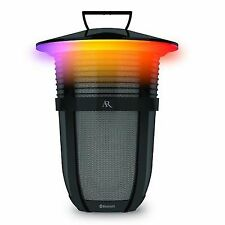Acoustic Research AWSEE3BK Indoor/outdoor Wireless Bluetooth Hanging Lantern SPE
