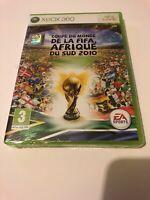 😍 jeu xbox 360 neuf fr coupe du monde de la fifa afrique du sud 2010 football