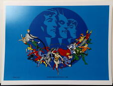 DC PRINT - JUSTICE LEAGUE of AMERICA (B)