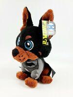 DC Comics Pawzplay Puppy Dog Super Hero Plush Justice league Batman 2017 Bruce