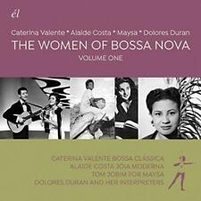 Caterina Valente Alaide Costa Maysa Dolores Duran - The Women Of Bossa  (NEW CD)
