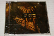 Therion Deggial New Cd 2000 First Pressing Rare Factory Sealed Out Of Print