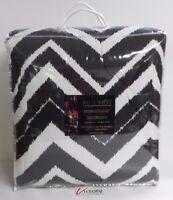 NEW Chevron King Comforter King Sham Set MudHut Bedding M60600KCS 2 pillow cases