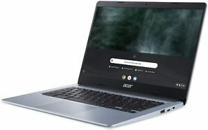 Acer Chromebook 314 Intel Celeron N4000, 4GB RAM, 32GB eMMC Dew Silver