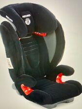 Recaro ProBooster Black Car Seat. Excellent. Rare. Discontinued.