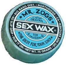 Big Band SW Mr. Zog's Sex Wax For Drumsticks