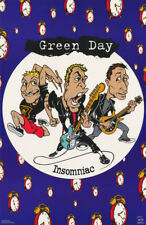 POSTER :MUSIC : GREEN DAY - INSOMNIAC -   FREE SHIPPING !  #6504    RC51 D