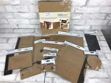 New listing FotoMatr Scrapbook Photo Organizing Adhesive System 14 pc Large Lot Retired