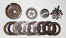 1971 Ossa Pioneer ENGINE CLUTCH ASSEMBLY Disc Basket Spring Motorcross Enduro