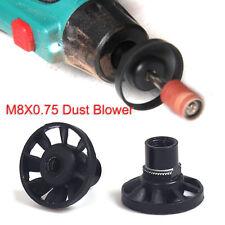 M8X0.75 Staub Gebläse Lüfter Bohrfutter Spannzangen 24x18x10mm Für Dremel Pro