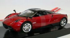Pagani Huayra 2012 - Red Metallic , Classic Metal Model Car Motormax 1/24