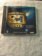 Around The World In 80 Days read by Andrew Sachs cd