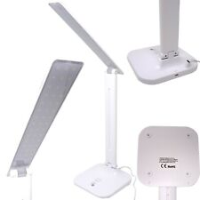 Lampada USB pieghevole tavolo PIXEL luce 6000K 48 LED 3 intensità illuminazione