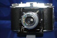 Ansco Titan bellows camera with 90mm lens