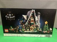Lego Christmas LEGO Creator Expert Elf Club House (10275) New Sealed