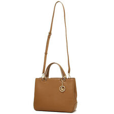 Michael Kors Bag 30S6GAPT2L MK Anabelle Medium Leather Tote  Acorn Agsbeagle