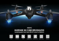 Hubsan X4 H501C Drone 5.8G Brushless RC Quadcopter with 1080P HD Camera GPS RTF