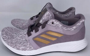 Adidas Edge Lux 3 W Womens Running Walking Shoe Size 12 BRAND NEW SOLD OUT Lilac