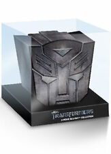 Transformers Big Head Trilogy [Blu-ray, 5 Disc] Eng, Ger ,Fren, Span, Norw, Ita