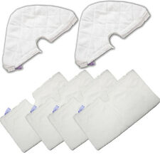 6 Refill Steam Mop Replacement Pocket Pads For Shark S3501 S3601 S3901 S3550