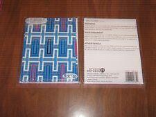 New 2 Pkgs.=12 Blank Notecards & Envelopes -Rectangles STUDIO 18